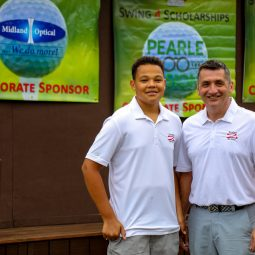 brother 2 brother, kenosha charity, swing 4 scholarships
