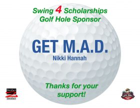 swing 4 scholarships, brother 2 brother, kenosha charity